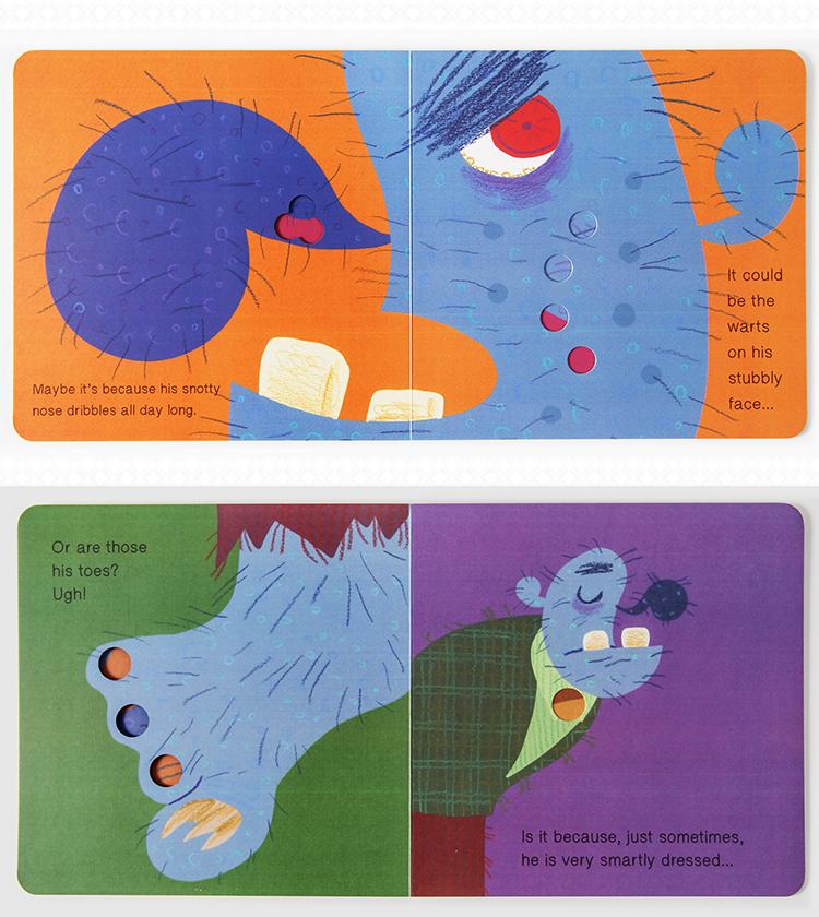 学立佳官网-点读版英语读物-嗒哒魔盒6册-绘本展示7