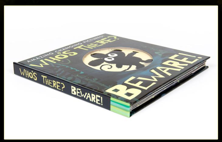 启蒙阅读-有声读物-那只怪兽在哪里儿5
