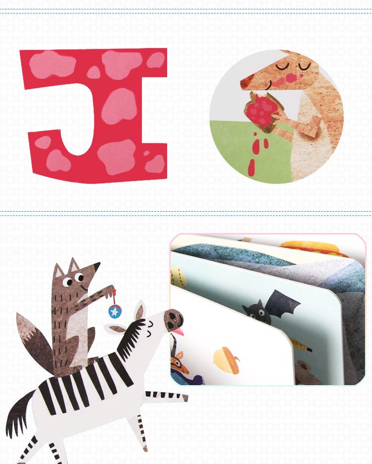 点读笔套装-英语启蒙绘本-儿童睡前故事-Alfie and Bet's ABC字母立体书-1