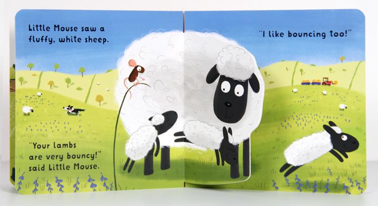 点读笔套装-英语启蒙绘本-儿童睡前故事-Little creature(绘本展示-9)