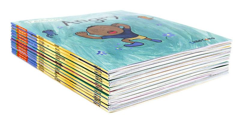 学立佳幼儿启蒙有声读物-《我的感觉》